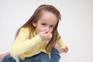 子供の副鼻腔炎(蓄膿症)の症状と治療法