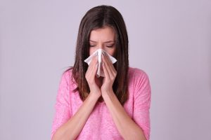 副鼻腔炎(蓄膿症)の自覚症状とチェック方法