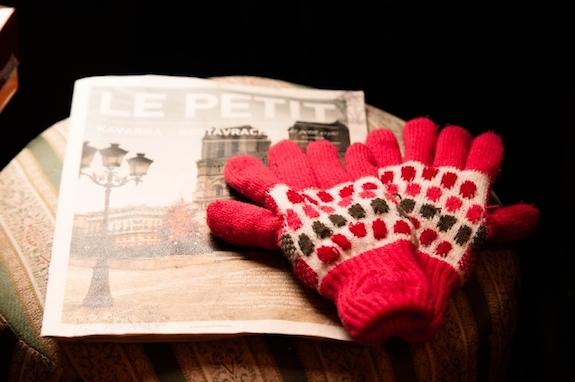 小さな手袋