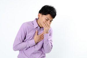 咳と痰が止まらない原因は?どう対処すべき?